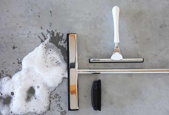 Onderhoudstips voor je badkamer - schoonmaakmiddelen en doekjes
