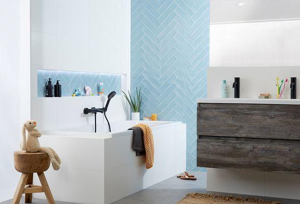 Tegels badkamer aanbieding