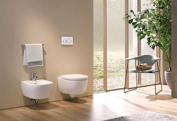Geberit DuoFresh toiletset - Complete toiletset - Geberit Duofresh