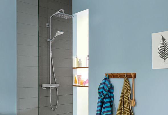 Doucheset aanbieding - Luxe waterbesparende doucheset