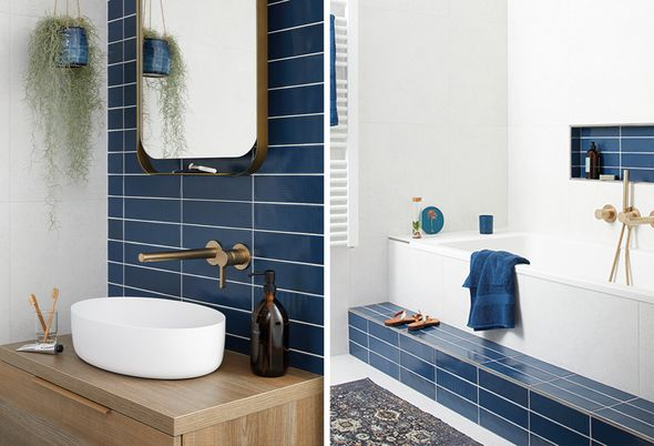5 kleine badkamer voorbeelden - Badkamer in hotel-stijl