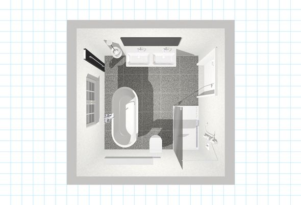 Zelf een badkamerontwerp maken - badkamer ontwerpen