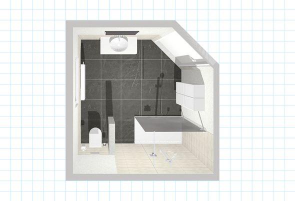 Zo maak je zelf een badkamerontwerp - badkamer ontwerpen