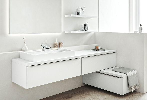 Inspiratie: voor een kleine badkamer - 3. Een bad in een kleine badkamer