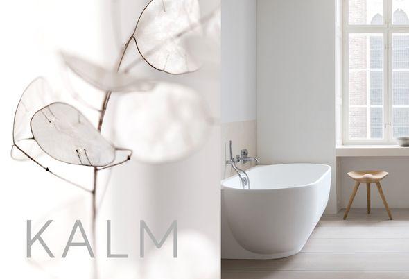 Badkamertrends 2021 - Kalm - Scandinavische badkamer