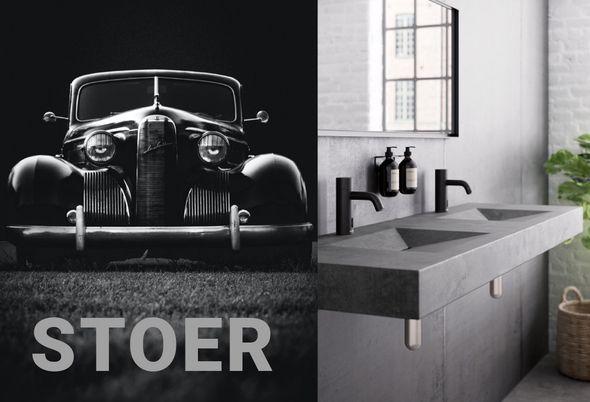 Badkamertrends 2021 - Stoer - Industriële badkamer