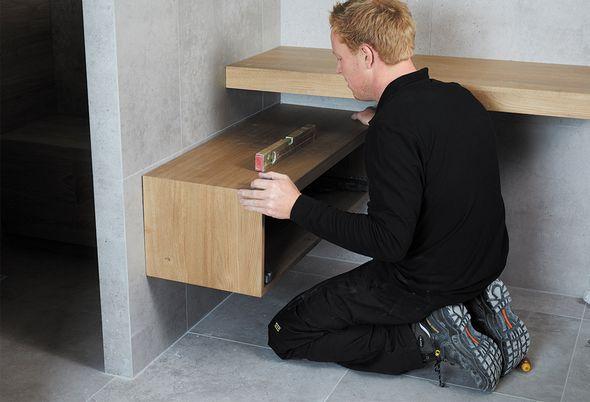 Installatie - 2. Zelf installeren - losse sanitair verkoop