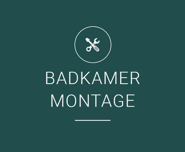 Complete Badkamer Inclusief Montage Baden