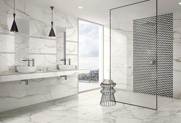 Verwarming in de badkamer - belangrijk in het ontwerp