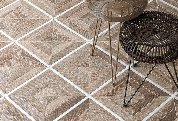Tegels in houtlook voor warme en luxe uitstraling