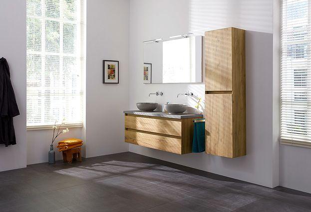 Badenplus badkamermeubel - 1. Veelzijdige mogelijkheden met Baden+ Collectie badkamermeubels