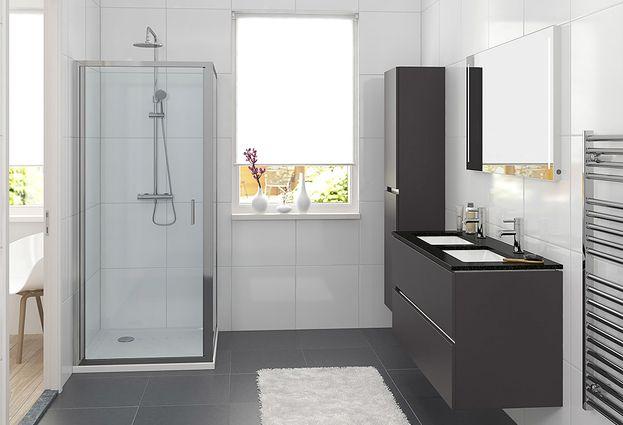 Badkamermeubel 50 Breed : Een bruynzeel badkamermeubel maakt uw badkamer compleet baden