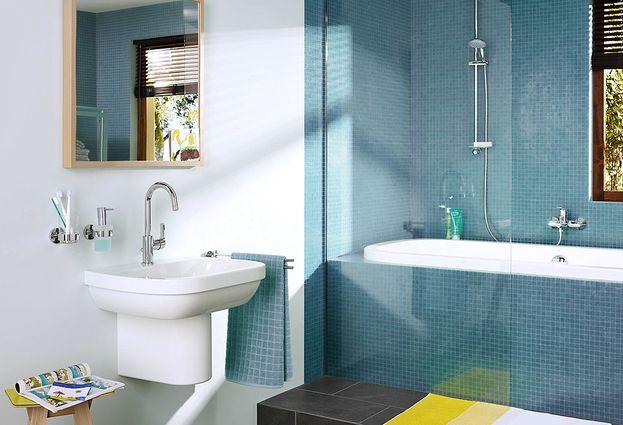 Grohe badkamerkranen - 1. Grohe voordelen van badkamerkranen