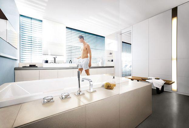 Grohe badkamerkranen - 4. Grohe F-Digital Allure en Veris