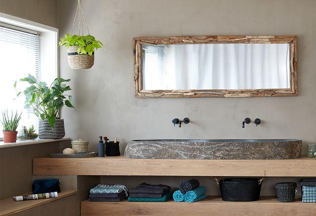 De beste planten voor in de badkamer - 4. Hangplanten geven sfeer