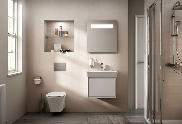 Ideal Standard - 1. Ideal Standard complete badkamer