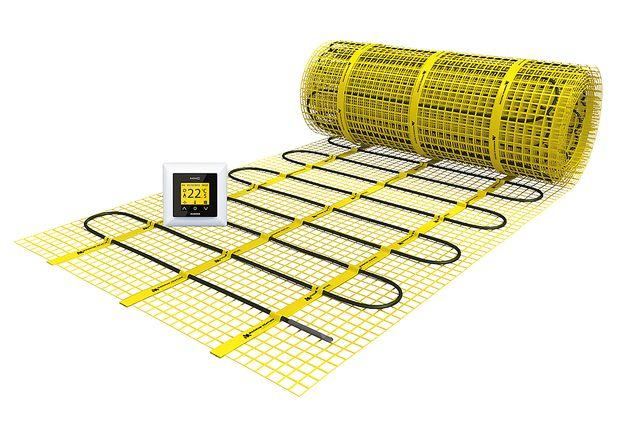 Magnum vloerverwarming - 4. Magnum hoe werkt elektrische vloerverwarming