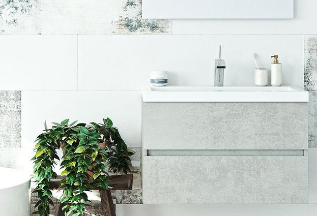 Badkamermeubel Met Badkamer : Primabad get up badkamermeubel voor de kleine badkamer u2013 baden