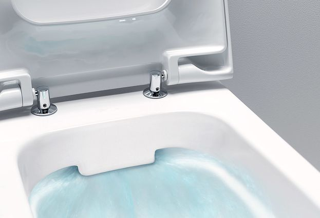 Geberit Rimfree toilet - 1: Perfecte hygiëne