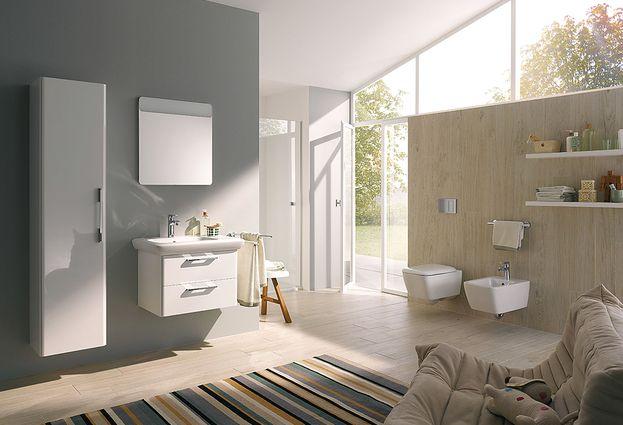 Geberit badkamermeubels - 1: Zelf je badkamermeubel samenstellen