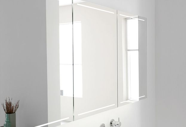 Thebalux spiegels en spiegelkasten - 1. Thebalux meer dan reflectie