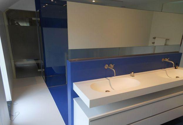 Designbadkamer Hengelo - Aart van de Pol Badkamers en Tegels Hengelo