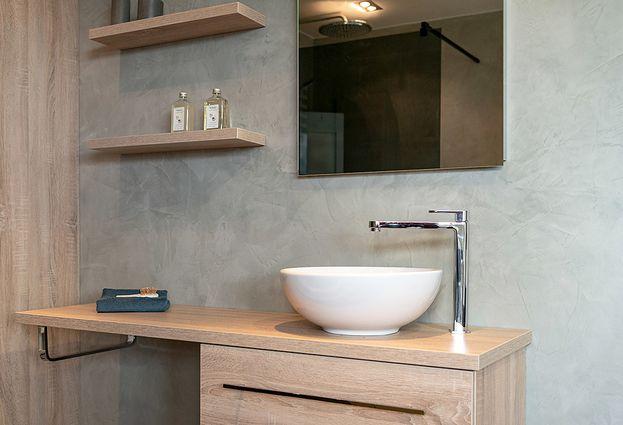 Tegels en stucwerk - 4. Roggeveen Tadelakt voor een bijzondere badkamer