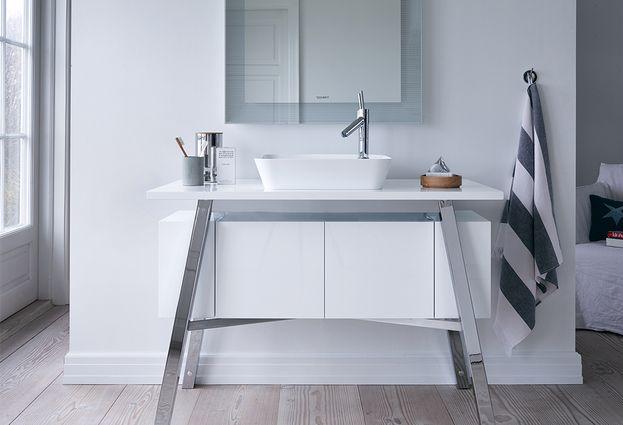 Duravit badkamermeubel u2013 stijlvolle opbermogelijkheden voor uw