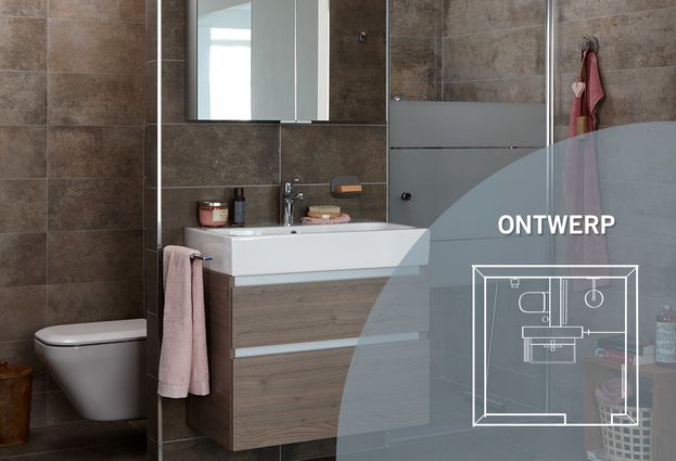 Complete Kleine Badkamer : Complete badkamer kleine badkamer met comfort