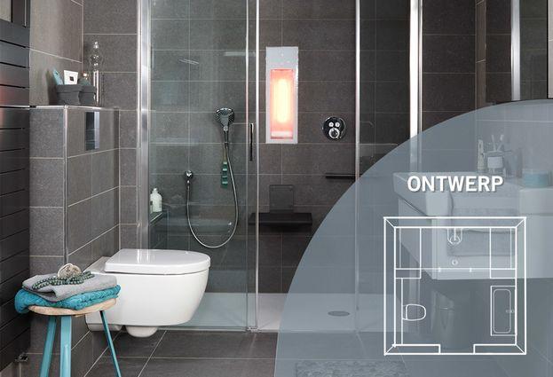 Veilige badkamer - Kenmerken Lifetime badkamer