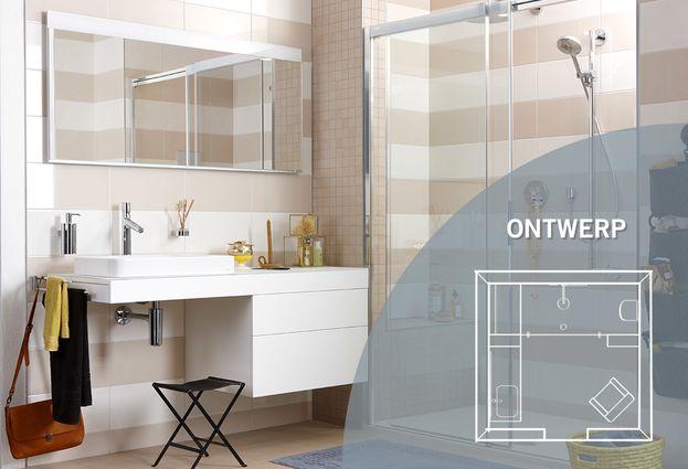 Senioren badkamer - Kenmerken Desert badkamer