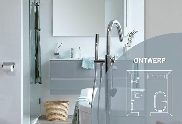 Scandinavische badkamer - Kenmerken Scandinavian badkamer