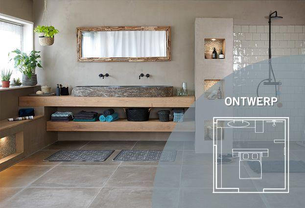 Teak badkamer - Kenmerken Teak en Living badkamer