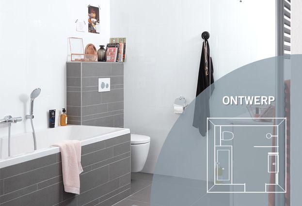 Budget badkamer - Kenmerken Basic badkamer