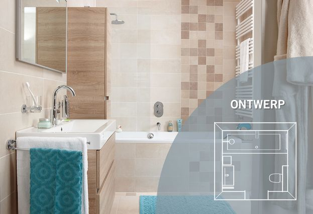 Bruynzeel badkamer - Kenmerken Nano badkamer