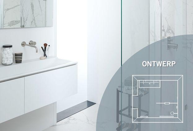 Marmeren badkamer - Kenmerken Marble Badkamer