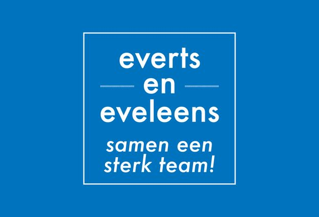 Over ons - eveleens everts sterk team