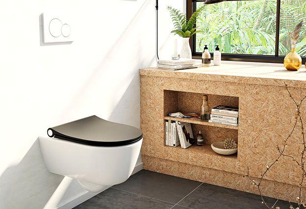 Pressalit - 1. Pressalit Toiletzittingen met een lange levensduur