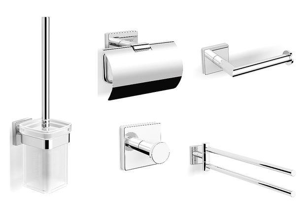 Badenplus Collectie badkameraccessoires - 3. Toilet accessoires