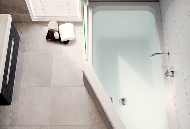 Xenz baden - 3. Ruimtebesparende baden