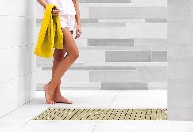 Tegels - 3. vloerverwarming voor extra comfort