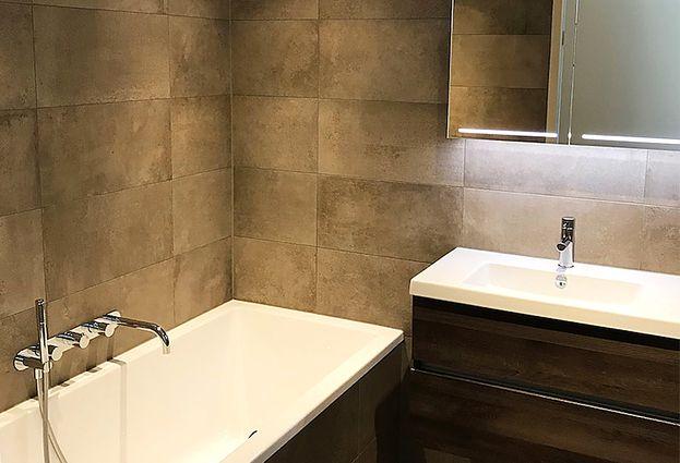 Badkame Voor Woonplaats : Luxe badkamer in maarssen de wilde tegels & sanitair