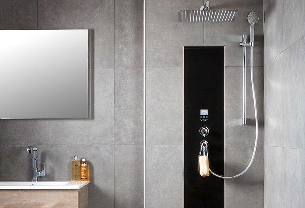 Xenz Upfall shower - 1. Voordelen Upfall douche