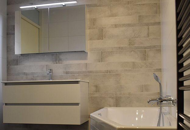 Veelzijdige badkamer in Aalsmeer - samenvatting