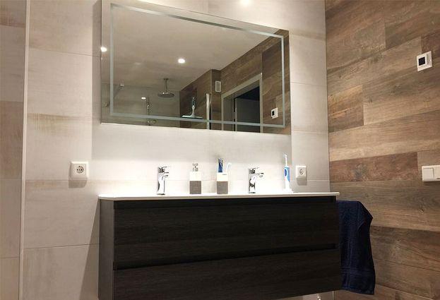 Badkame Voor Woonplaats : Warme badkamer in reusel tc cowenbergh in reusel