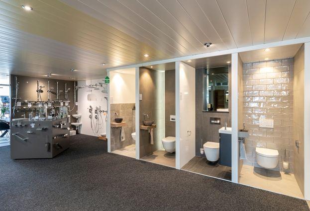 Over ons - 1. Bubbelshop Uitgebreide badkamershowroom in Wijchen