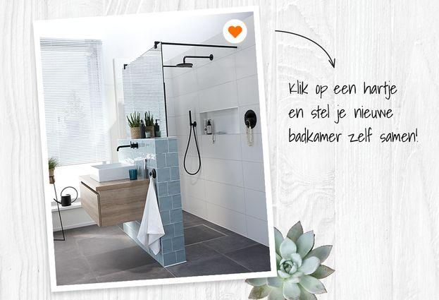 Badkamer moodboard - 1. Een badkamer moodboard maken