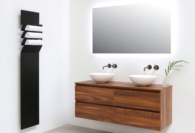 Ink Badkamermeubelen - Badkamermeubel met opbouwkommen