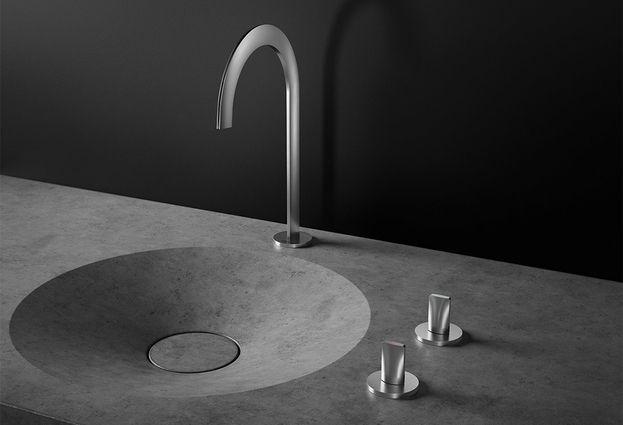 Design in de badkamer - 4. Designkranen met 3D-print techniek
