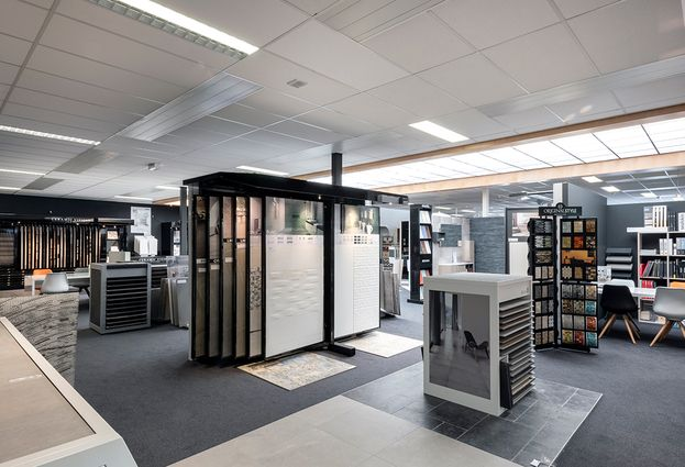 Tegels - 1. Van der Meulen grote showroom met veel keuze in vloer- en wandtegels